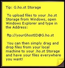 ghoststoragetip