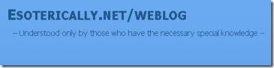 esotericallynetweblog