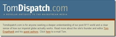 tomdispatch